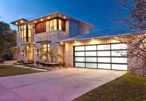 Austin Texas Contemporary House Design