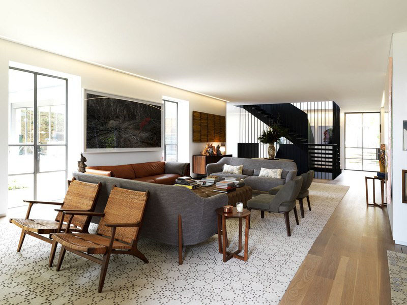 Cate Blanchett's House Interior Deocr