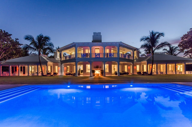Celine Dion Florida Estate
