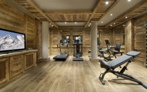 Elegant Home Gym