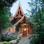 Whimsical Fairy Tale Dream Cottages in Tatarstan