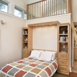 Old Garage Converted Into Charming Tiny Cottage With Efficient Use Of Space