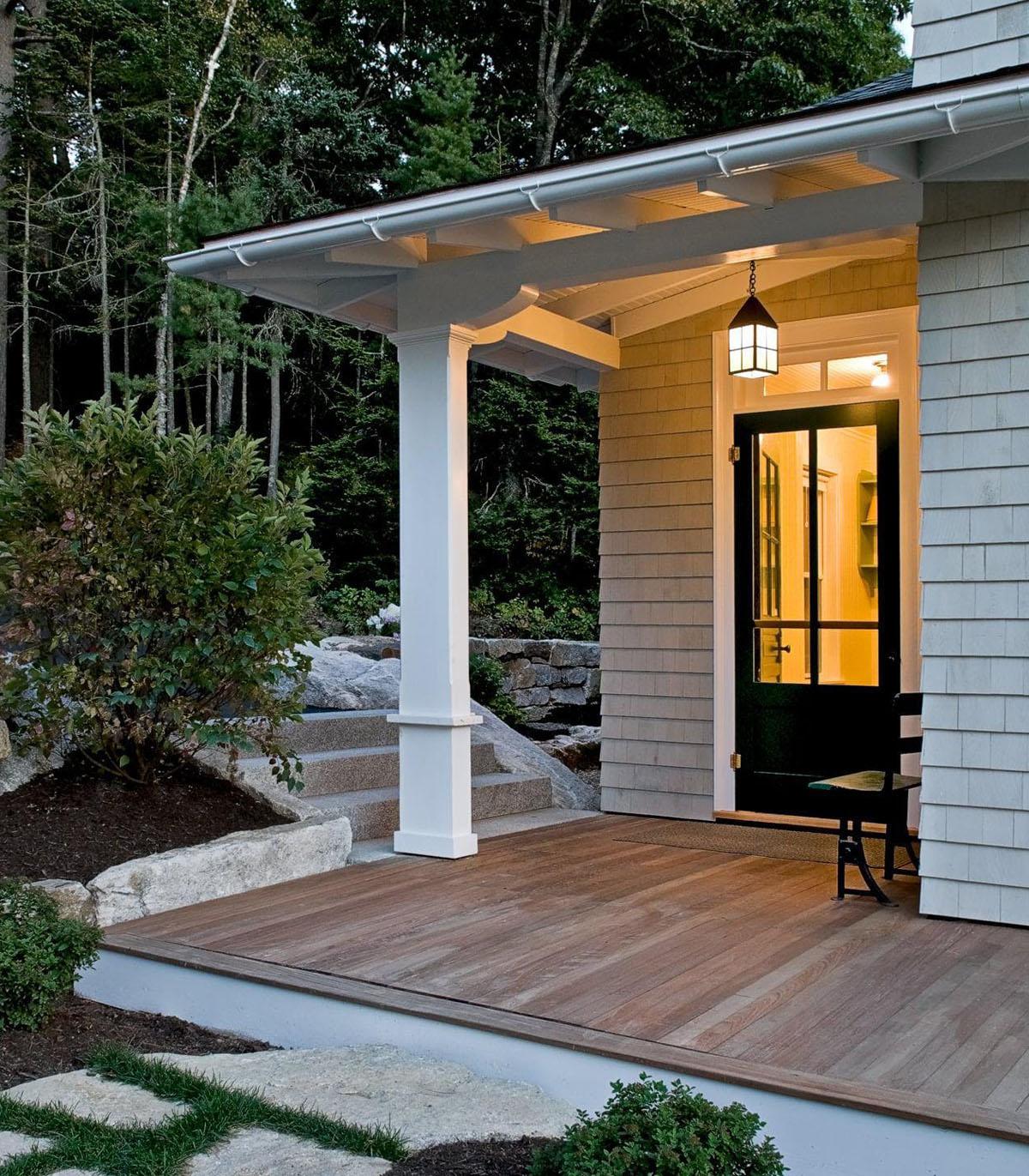 Dream Cottage Front Porch