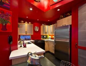 Houseboat Kitchen