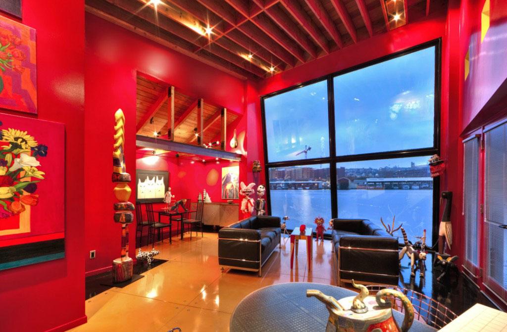 Seattle Houseboat
