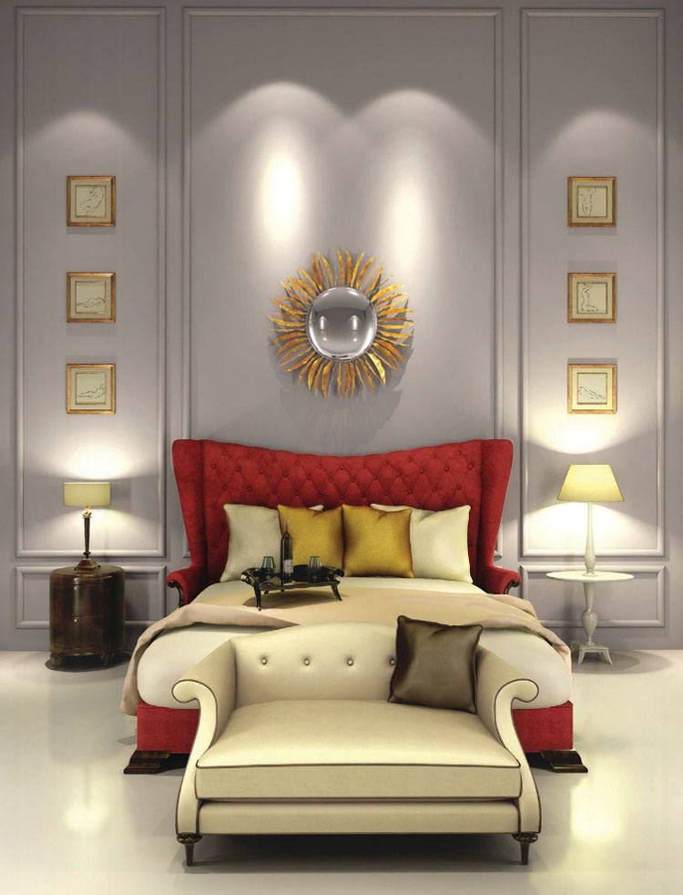 Elegant Bedroom Furnishings By Christopher Guy | iDesignArch ...