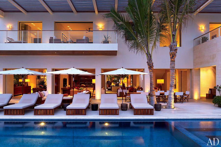 Cindy Crawford Luxury Los Cabos Villa
