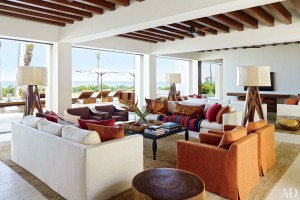 Cindy Crawford Rande Gerber Mexican Home