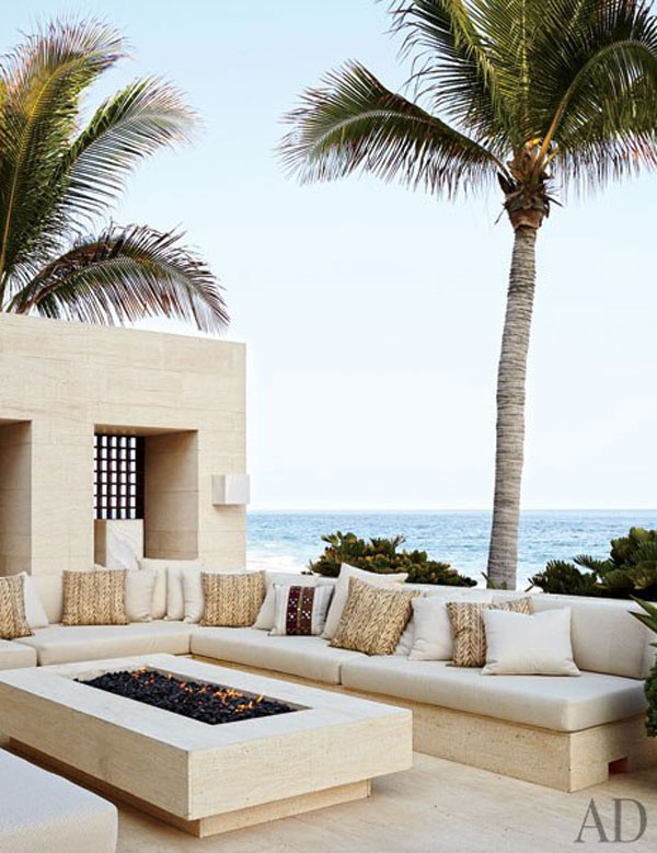 Luxury Oceanfront Mexican Villa