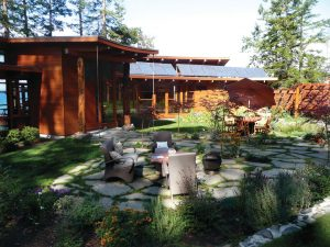 Zen Courtyard Garden