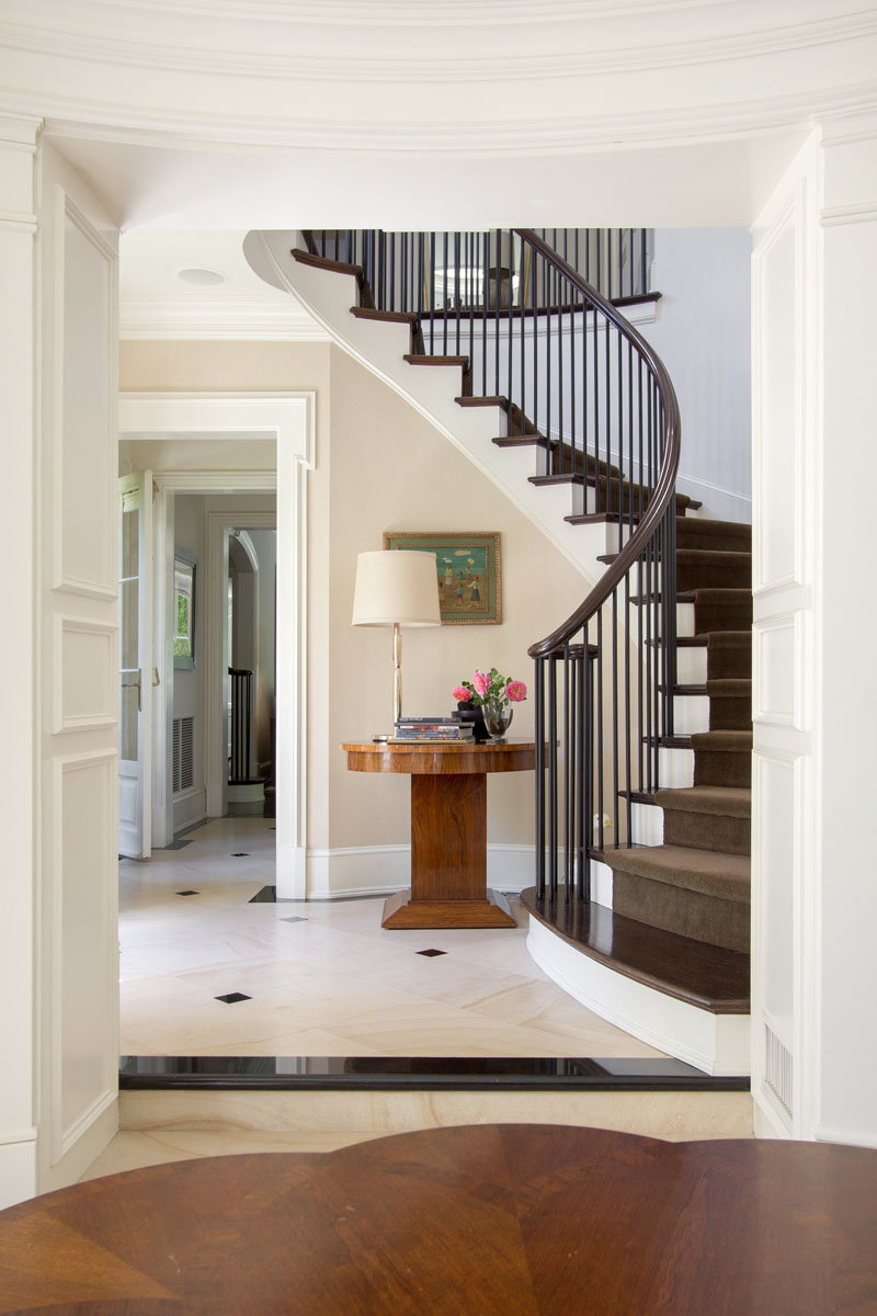Understated Elegance of a Palladian Inspired Home in ... Modern Palladian Architecture