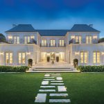 Palatial Luxury Mansion In Melbourne With Classical French Architecture