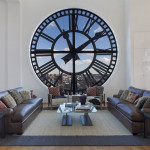 Triplex Penthouse Atop Brooklyn's Clock Tower