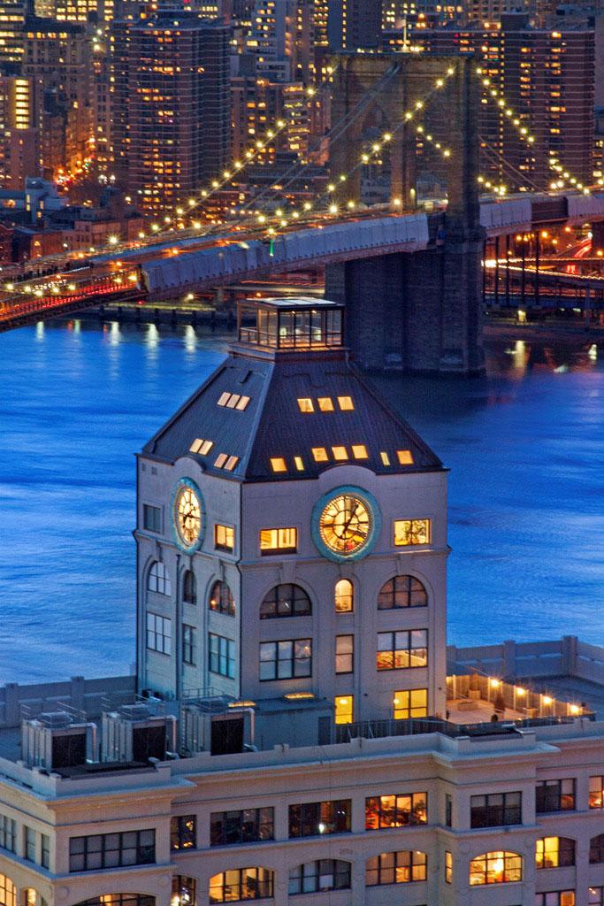 Clock Tower Building Brooklyn