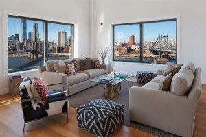 Brooklyn New York Penthouse Apartment