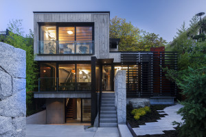 Modern House in Vancouver