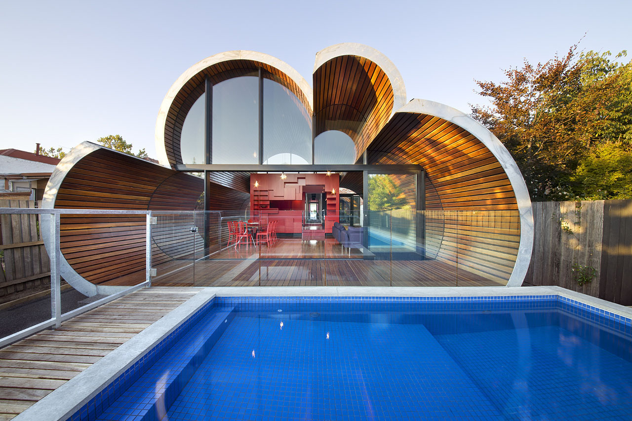 Cloud House Modern Addition Idesignarch Interior