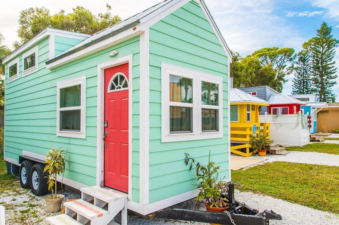 Tiny House Beach Resort Sarasota Florida 3