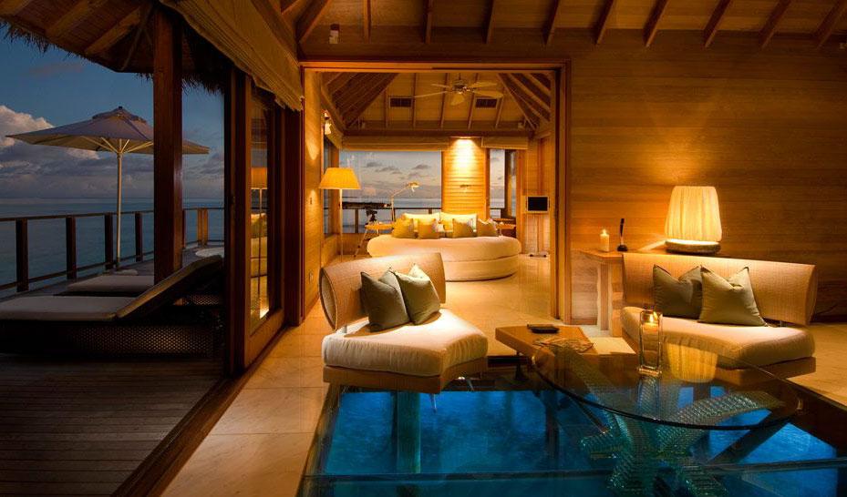 Conrad Maldives Rangali Island Hotel Idesignarch