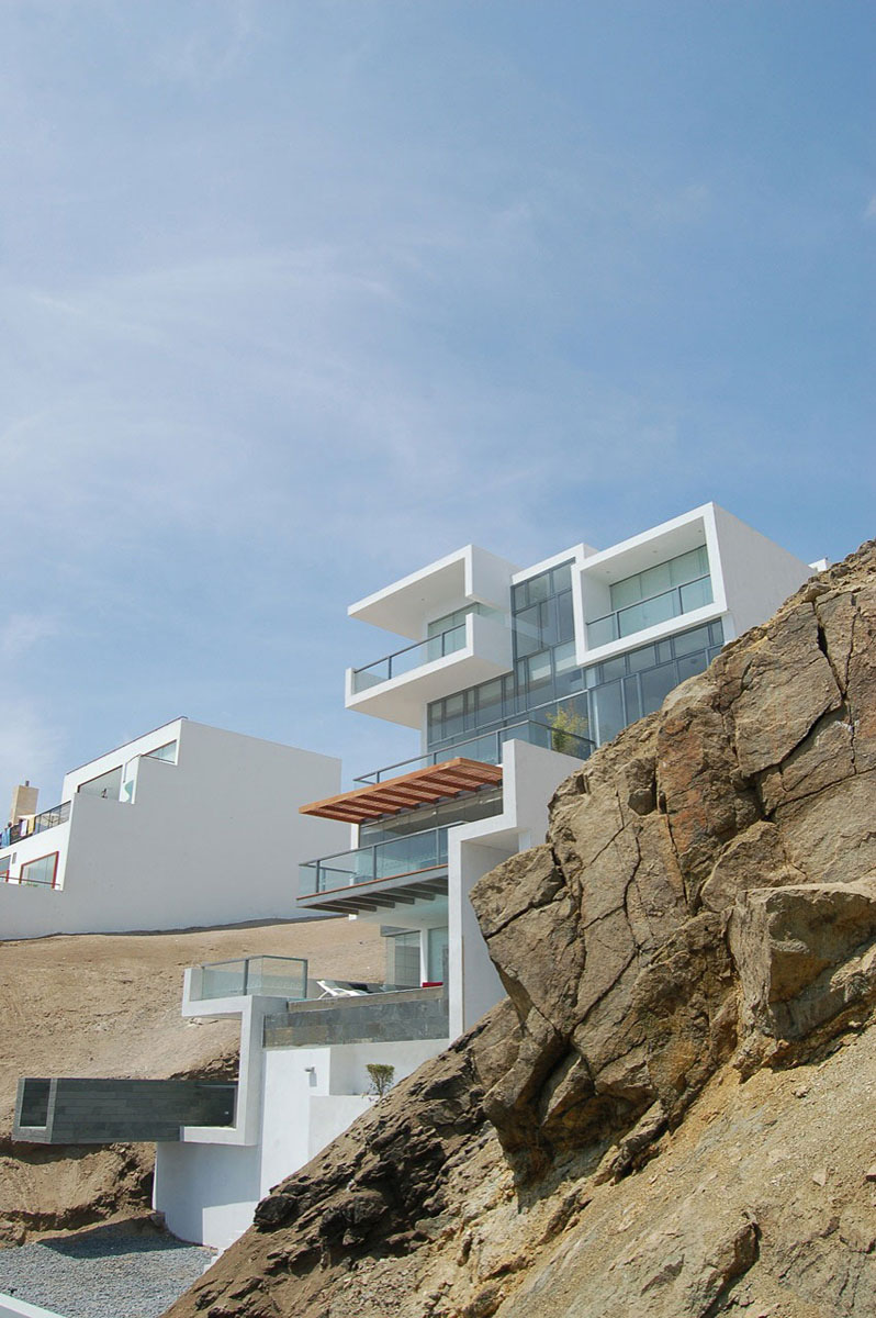Cliffside-House