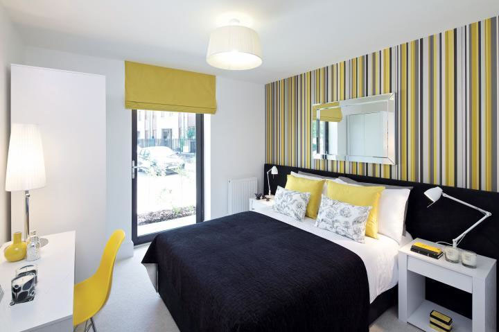 Yellow-Interior-Decor