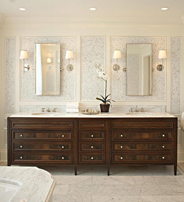 Elegant Classic Bathroom Decor
