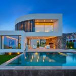 Modern Mediterranean Home Inspired by Its Physical and Cultural Environment