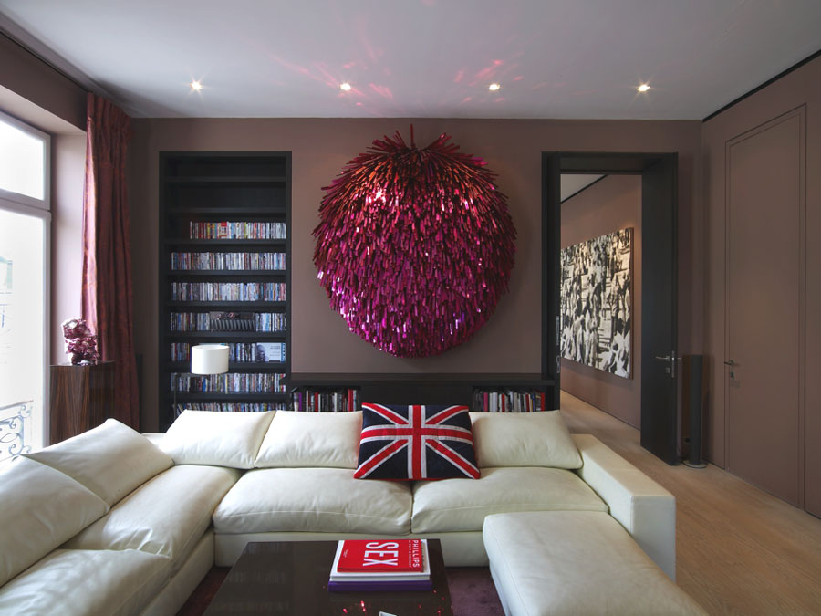 Former Government Building Transformed Into Contemporary Paris Enchanting Modern Apartment Interior Design Remodelling