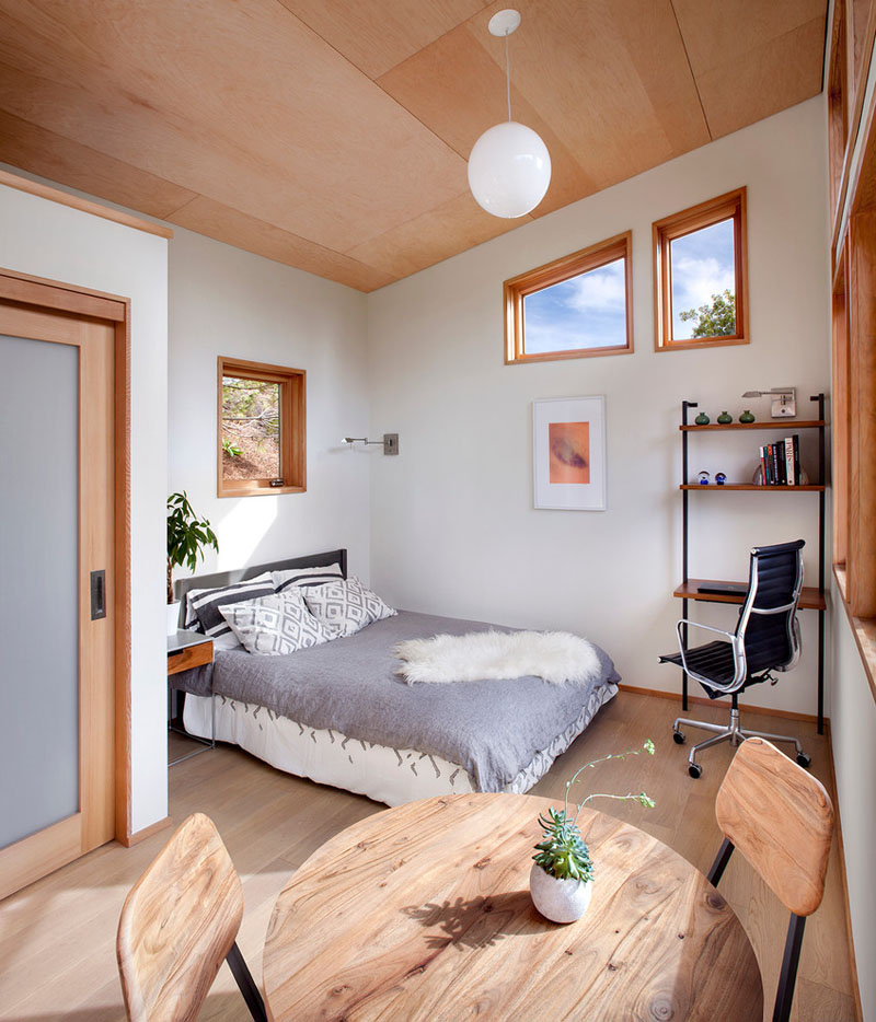Contemporary Prefab Tiny House 3 - Get Little House Small Tiny House Design Background