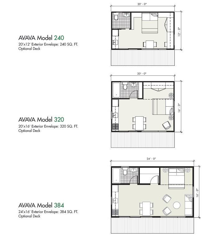 Tiny House Floor Plans