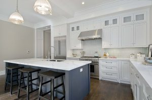 Remodeled Classic Contemporary Kitchen Design