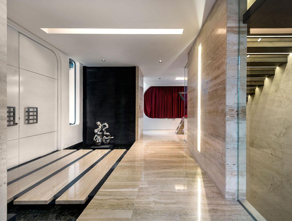 Interior Design Kitchen Contemporary Living Rooms