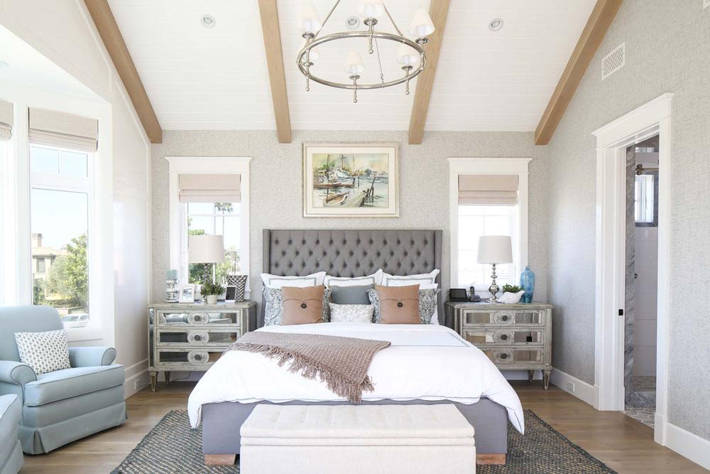 Coastal Style Bedroom Design Ideas