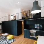 Stylish Loft Apartment In Mexico City