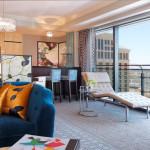 Swanky Hotel Interior Design: The Cosmopolitan of Las Vegas