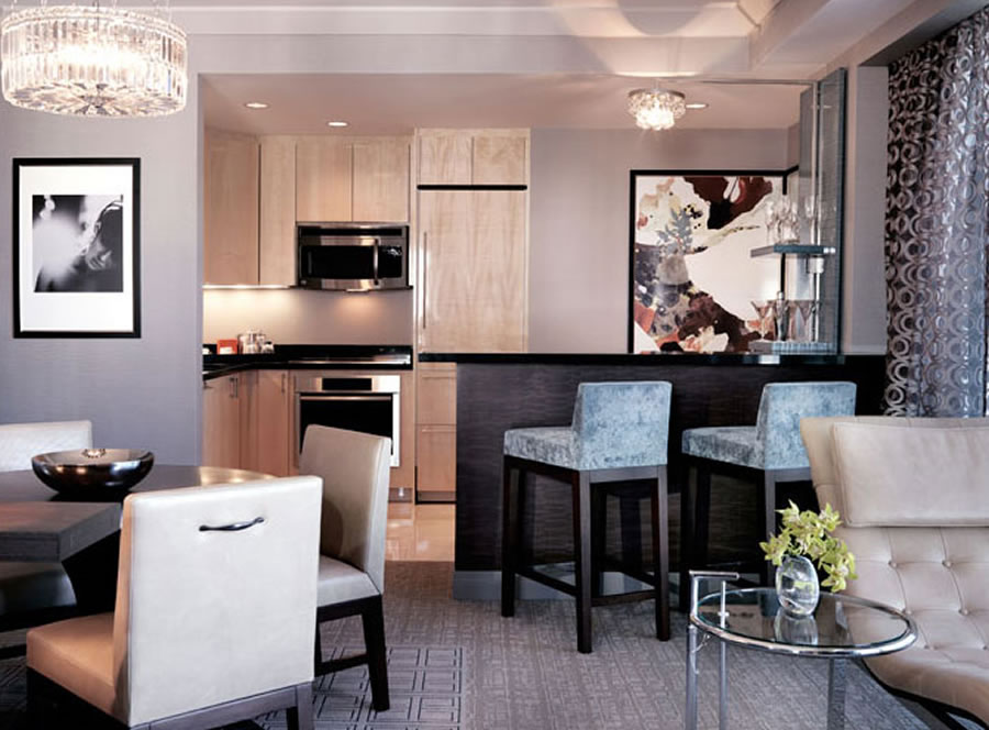 Swanky Hotel Interior Design: The Cosmopolitan of Las Vegas | iDesignArch | Interior Design ...