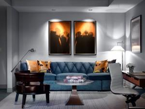 Elegant Hotel Room Design