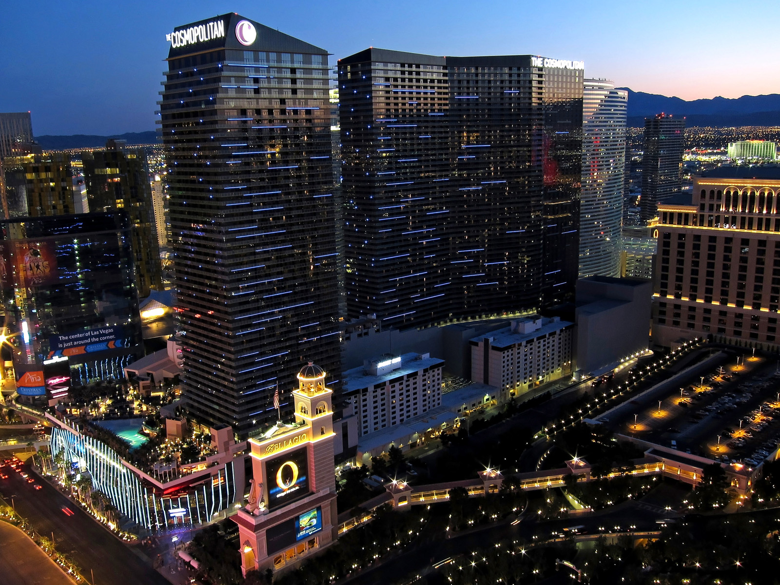 The Cosmopolitan of Las Vegas Hotel and Resort Casino