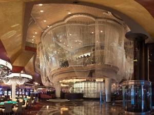 Cosmopolitan of Las Vegas Lobby and Casino