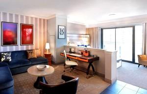 Cosmopolitan Terrace Studio Room