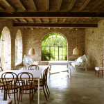 Country House In Italy Combines Modern Simplicity With 14th Century Architecture