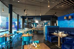 Contemporary Restaurant Interior Design