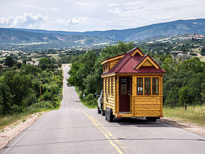 Mobile Tiny House on Wheels