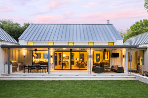 Newly Built Modern Farmhouse