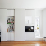 Minimalist Inner City Micro Apartment With Smart Functional Design