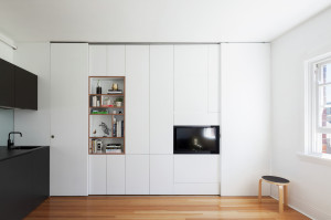 Modern Smart Micro Studio Apartment