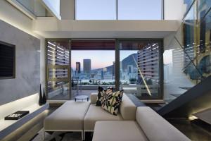 Luxury Contemporary Loft Apartment in Cape Town