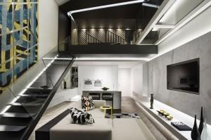 Luxury Contemporary Duplex Loft