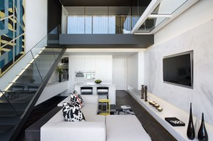 Modern Duplex Loft Apartment
