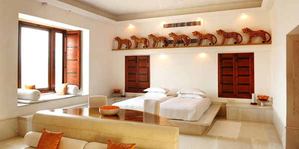 Devi Garh Resort 48th Century Palace Meets Contemporary Minimalism Best Interior Designs India Minimalist
